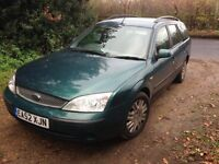 FORD MONDEO 2.0 DIESEL,130 BHP,ESTATE,BREAKING,TDCI,TDDI,PETROL,SPARES,GEARBOX,door,bumper,WHEEL nut