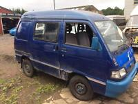 DAIHATSU HIJET 1.3 BREAKING FOR PARTS