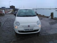 Fiat 500 1.2 petrol low milage only 43441