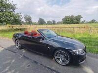 BMW 325i Convertible 2012 3L 6-cylinder
