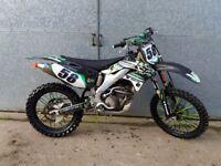 KXF 250 2008