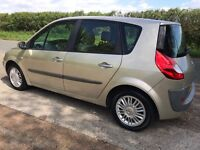 RENAULT SCENIC DYNAMIQUE - 2007 - AUTO - 57K - PX OFFERED