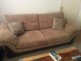 DFS Sofa. Almost New. MINT condition