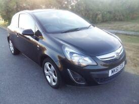 Vauxhall Corsa 2012 1.2 sxi