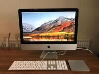 "Apple iMac 21.5"" Intel Core i3 8GB Ram Full HD"