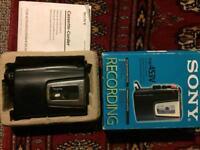 SONY cassette recorder TCM453V