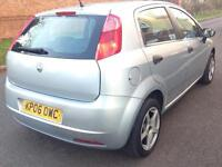 Punto 2006reg new shape quick sale need space