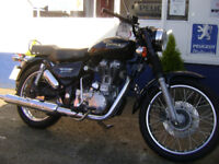 Royal Enfield Bullet Electra EFI 500 499cc Motorcycle