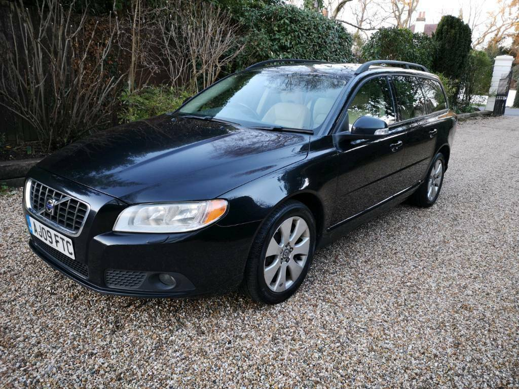 2009 Volvo V70 2 4 SE Diesel automatic estate* High Spec - Leathers AUTO |  in Southampton, Hampshire | Gumtree