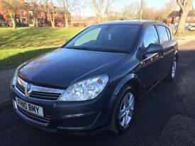 2010 VAUXHALL ASTRA ACTIVE 1.4 PETROL 5DOOR HATCHBACK LONG MOT SERVICE HISTORY LOW INSURANCE