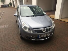 Vauxhall Corsa 1.4 automatic - low miles - long mot