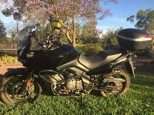 Suzuki Vstrom 650 2009 DL650 ABS Gunnedah Gunnedah Area Preview