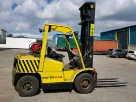 Hyster Gas 4 Ton Fork Lift