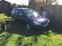 Ford Focus Estate 1.8 diesel LX for SALE spares or repair