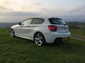 BMW 1 Series 2013 116D F21 2.0ltr M-Sport