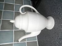 Rare Vintage Small Coffee Pot & Lid Edme by Wedgwood.