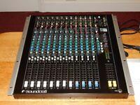 Soundcraft Spirit M8 Mixing Desk