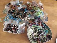 Craft beads for jewellery making