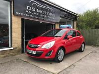 VAUXHALL CORSA/£30 ROAD TAX/FSH/OUTSTANDING CONDITION