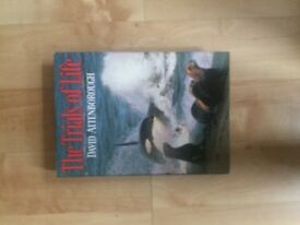 The Trials of Life david attenborough book