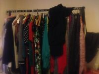 Big and strong clothes rack