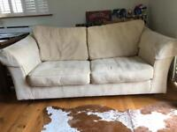 M&S abbey sofa bed