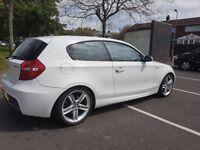 BMW 1 SERIES M-SPORT 1.8d