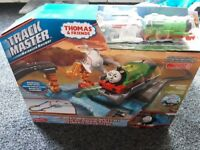 Thomas the tank engine track masters bundle