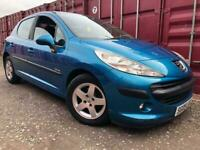 Peugeot 207 1.4 Petrol Year Mot Drives Well Cheap To Run And Insure Cheap Car !