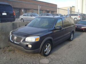 2009 Pontiac Montana SV6 DRIVES GOOD ~ CERTIFIED ~