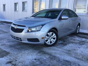 2013 Chevrolet Cruze LOCAL VEHICLE, BLUETOOTH.