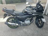 Honda cbf 125 62plate