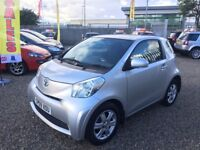 2009 Toyota IQ 1.0 VVT-i 3dr 1 Owner / £ Zero Tax / 3 Month RAC Warranty Included