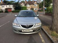 Mazda 6 S for sale, very long MOT, drives good,