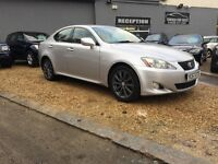 2007 57 Lexus IS 220d se ........ P/X WELCOME
