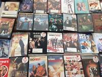 Various DVDs all in working order