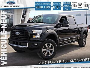 2017 Ford F-150 XLT*SPORT*AIR DESIGN*