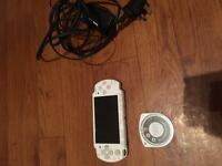 PSP console 14 games and 19 films