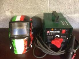 Welder and auto mask