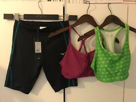 Several items. All in sizes small - xsmall.