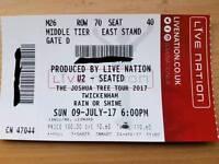 U2 Twickenham concert