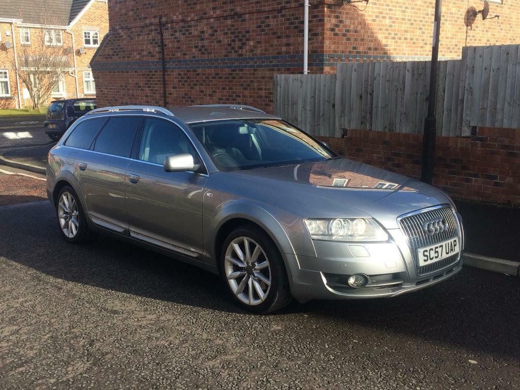 2008 audi a6 allroad 3 0 v6 automatic diesel long mot service history in newcastle tyne. Black Bedroom Furniture Sets. Home Design Ideas