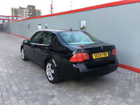 2008 saab 95 1.9 tid edition diesel manual, 4 door saloon, 12 mot, 105k f/s/h, hpi clear 100%