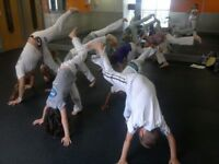 Capoeira Brazilian Martial Art for Kids 5-11y - 1st class FREE