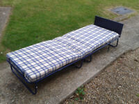 Single Guest Z Bed with Mattress #FREE LOCAL DELIVERY#