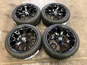 18 VMR Wheels 5x120 and WINTER Tires 225/40R18 (BMW 3 SERIES) Calgary Alberta Preview