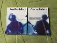 Creative guitar. Guthrie govan books 1 and 2