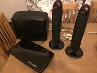 Samsung tv home cinema DVD Bluetooth Speakers