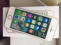 iPhone 5S EE / Virgin 16GB Gold Good condition
