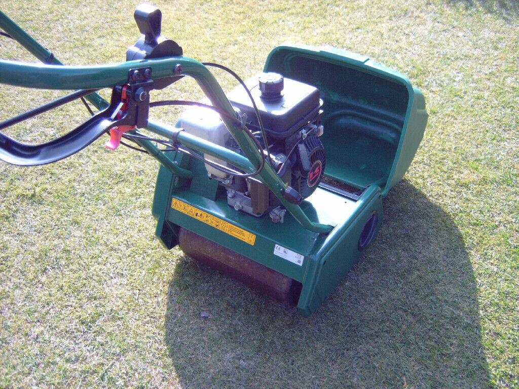 Qualcast Lawnmower 35s Suffolk Punch 14SK Petrol with Kawasaki Engine | in  Wigston, Leicestershire | Gumtree